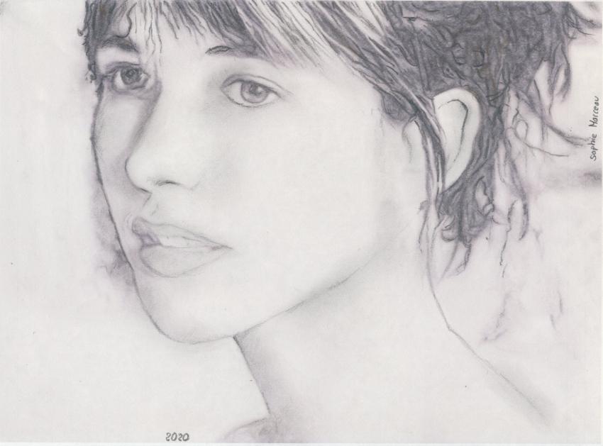 Sophie Marceau by baudet